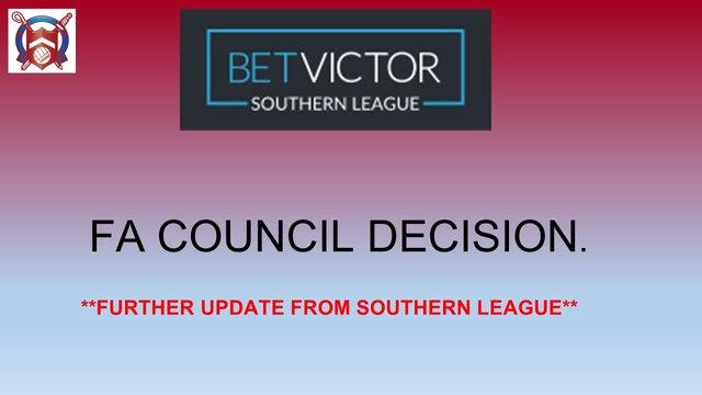 FA Council Decision