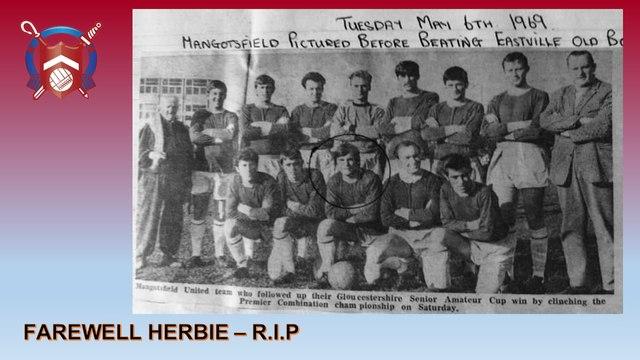 Farewell Herbie