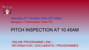 Pitch Inspection