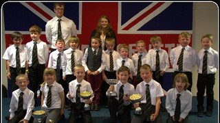 Under 7s Presentation Afternoon 11th May 2014.
