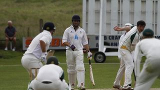 Wellington CC V Barnards Green 21st June 2014
