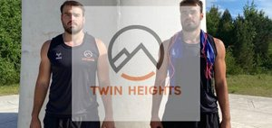 New Strength and Conditioning Partnership with Twin Heights.
