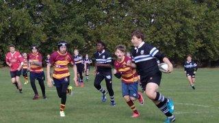 Chingford U14's win against Westcliffe