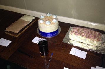 A Selection of Cakes
