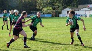 Ladies gain important away win in Kent