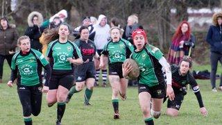 Dominant Heathfield Ladies in 11 try romp