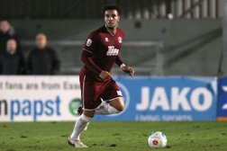 Clarets Trophy Travels End Against Tranmere