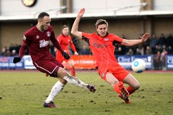 Second Half Clarets Storm To Victory