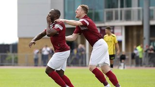 Five-goal Second half Clarets comeback to beat Eastbourne