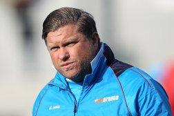 Rod Stringer on Torquay United test