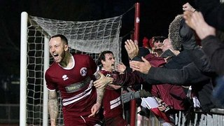CHELMSFORD CITY 5 BILLERICAY TOWN 1