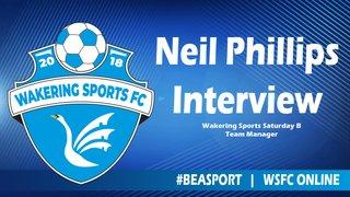 Neil Phillips Interview