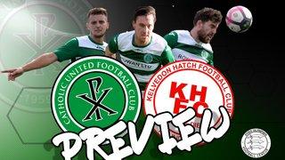 Saturday Preview - Catholic vs Kelvedon Hatch