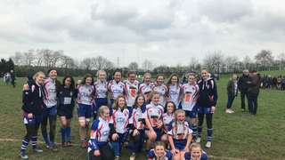 6 wins out of 6 for Under 18 girls