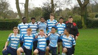 U15s win Chipstead 7s Tournament