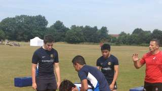 U16 Academy gets off to a flying start
