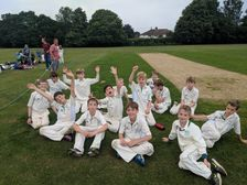First League victory for the U11s