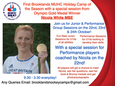 Olympic Gold Medalist - October Camp