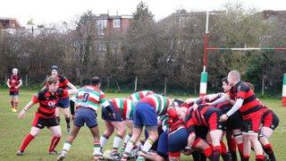 M & B v Ilford Wanderers 21-3-2015