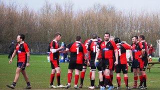 M & B ll v Ilford Wanderers 28-3-2015