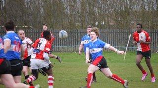 M & B v Dagenham Cup 4-4-15