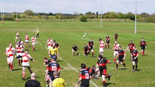 M & B ll v Epping Upper Clapton Final 25-4-2015