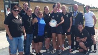 ASHFIELD RUFC LADIES FIRST TROPHY WIN