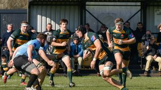 Barnes RFC face London Irish Wild Geese in Sunbury in their final game of the National League 2 season
