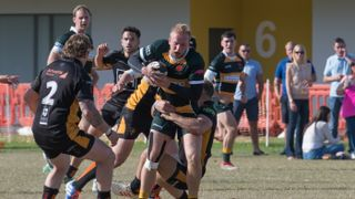 Barnes blitzed by Esher in first home game of this campaign