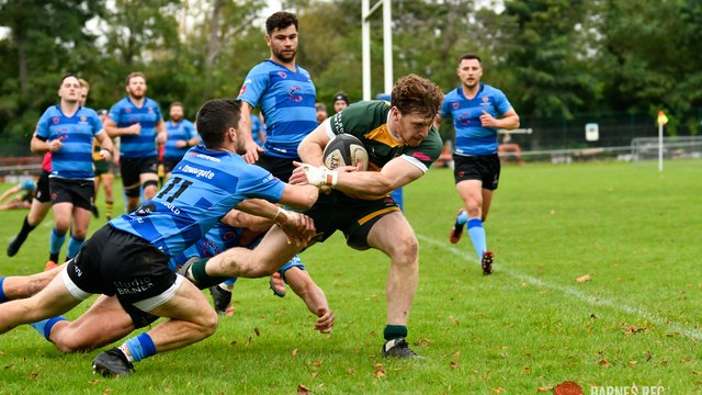 Barnes and Canterbury battle to hard-earned draw