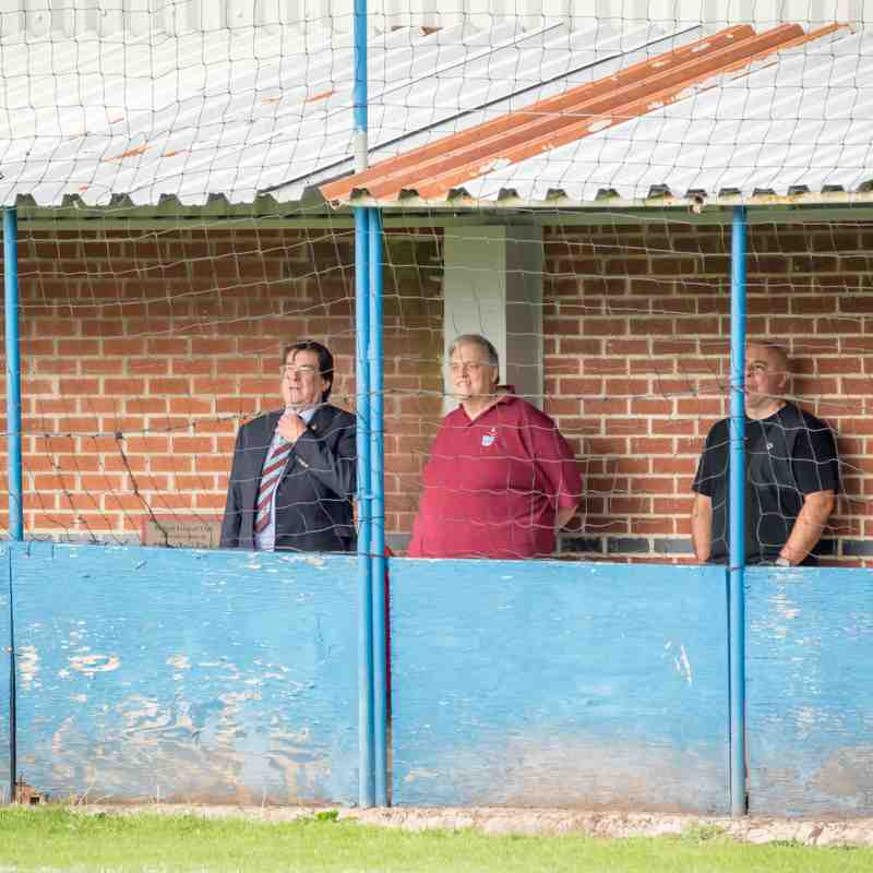 Radford v Borrowash vic 18/8/18