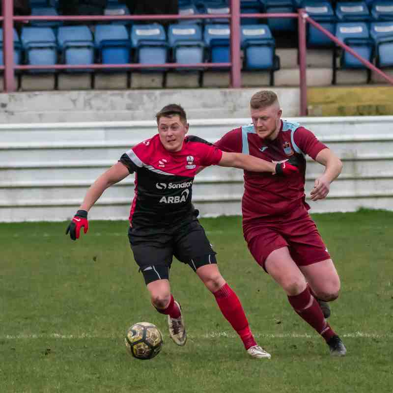 Shirebrook town vs Radford
