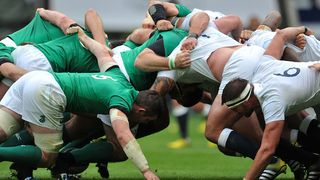 CLUB SOCIAL: England vs Ireland (3pm KO) with BBQ