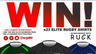 Help St Francis RFC win kit with SRG and Ruck.co.uk
