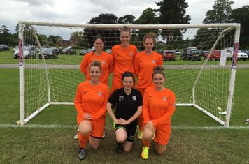 Larkfield Tournament - June 2016