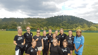 1st September 2019 | Heavy defeat suffered away at Mole Valley in Women's FA Cup