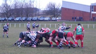 Wigan 1st v Warrington