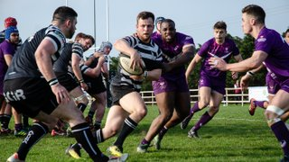 Chinnor v Loughborough Students - David Howlett