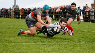 Chinnor v Plymouth Albion by Simon Cooper