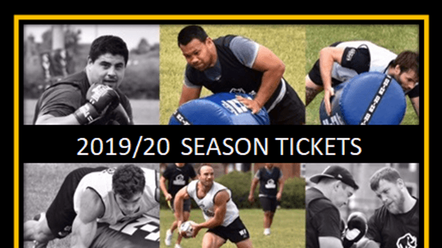 Get your new membership and season tickets now!