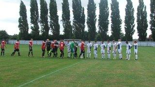 Vs - Rainworth MW (FA Cup) (H) 02-09-13