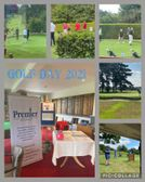 Youth section Golf day