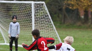 CCYFC U10 Whites vs Broomfield (A) 2-0
