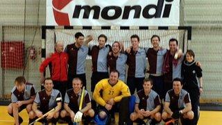 EuroHockey Indoor Club Champions Challenge I - Budapest