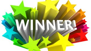 CONGRATULATIONS TO THE WINNERS OF THE APRIL DRAW