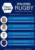 THERE WILL BE NO WALKING RUGBY AT TRAFFORD MV THIS WEDNESDAY 10TH