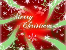 MERRY CHRISTMAS TO ONE AND ALL