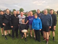 WALKING RUGBY AT TRAFFORD MV - WEDNESDAYS AT 6.30PM