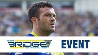 Chris Bridge Testimonial Event