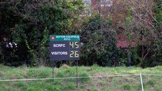 Sutton 1st XV v Newport at RSG